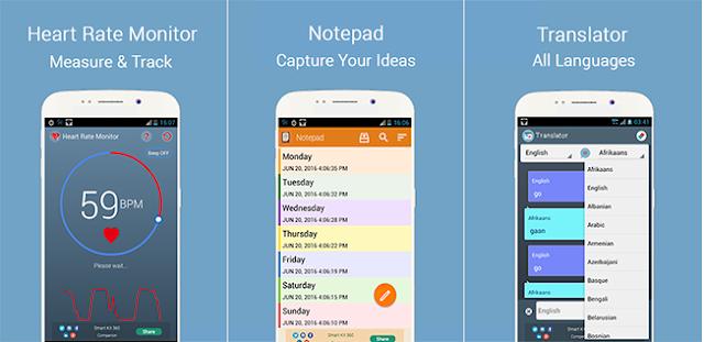 أفضل تطبيق أندرويد يحتوي بداخله على أكثر من 30 تطبيقا