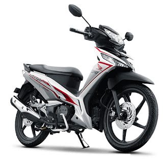 Harga Honda Supra X 125 Fi CW - Luxury April 2016