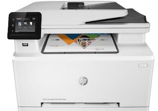 HP LaserJet Pro M281fdw Printer Driver Download And Setup