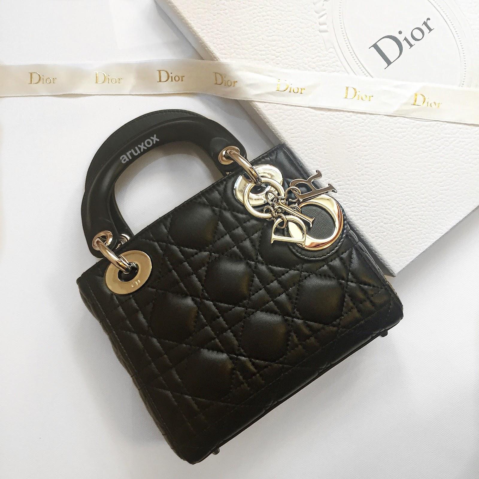 5eba808f84c Lady Dior Mini | Eesha's Glam