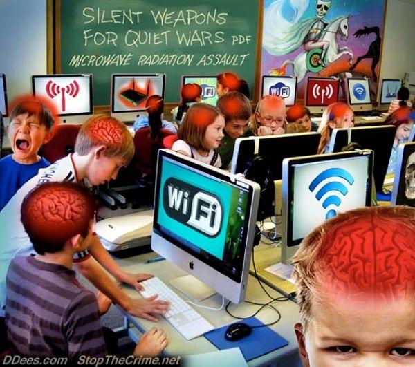 WiFi Dapat Menyebabkan Kanker