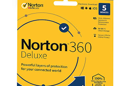 Norton 360 Deluxe Reviews