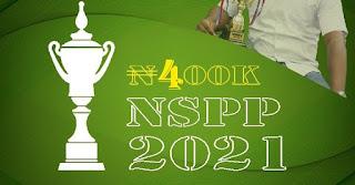 Nigerian Students Poetry Prize (NSPP) 2021 [N400k in Cash Prizes]