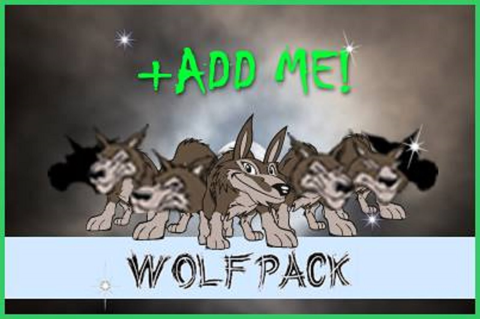 WOLF PACK - FACEBOOK GAME