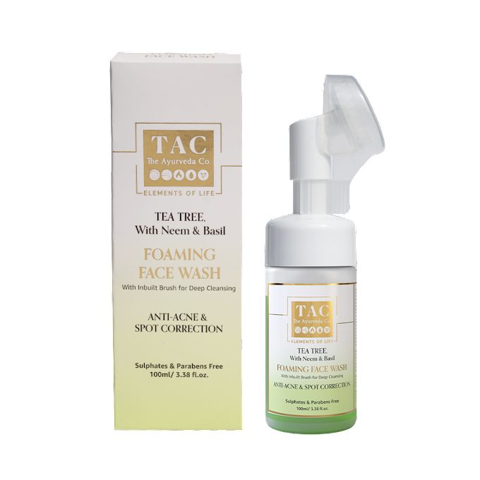 Valentine gift options – TAC (The Ayurveda Co.)'s beauty solutions will wow her!