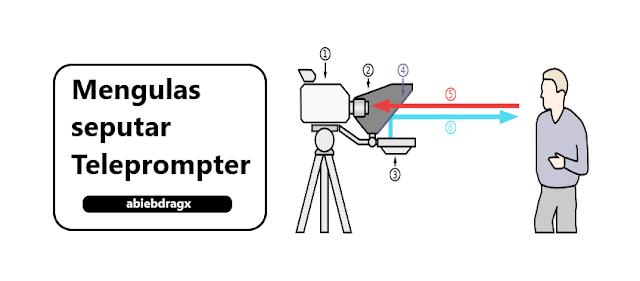 Artikel ini mengulas apa itu teleprompter? Bagaimana sejarah munculnya perangkat ini? Apa saja fungsi dan kegunaanya? Dan seperti apa cara kerjanya? Abiebdragx.