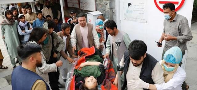আফগানিস্তানের কাবুলে স্কুলে বিস্ফোরণে ৩০ জন নিহত,আহত অর্ধশতাধিক
