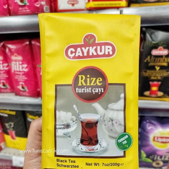 teh hitam khas turki