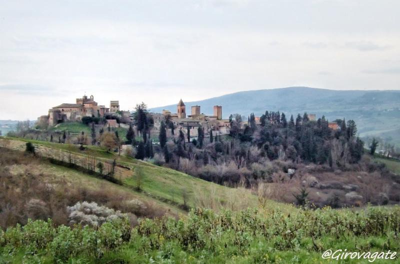 certaldo alto borgo toscana