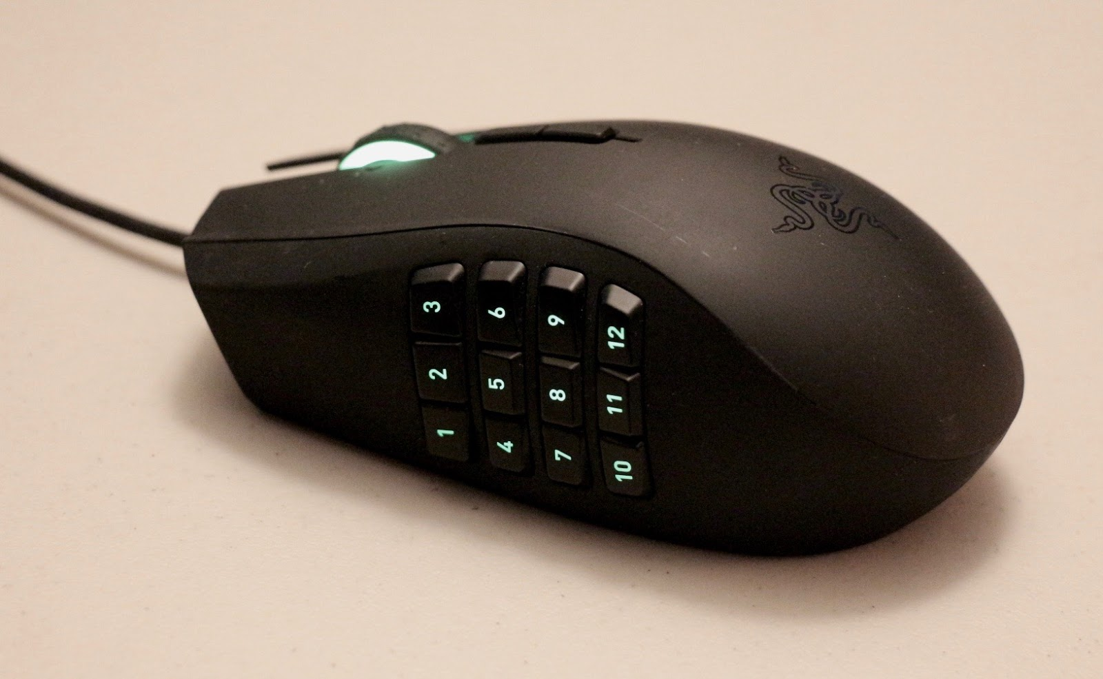 Razer Mamba Te Vs Naga Epic Chroma Mouse Wired Wireless Mmo Gaming Nage
