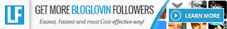 Get more bloglovin folowers