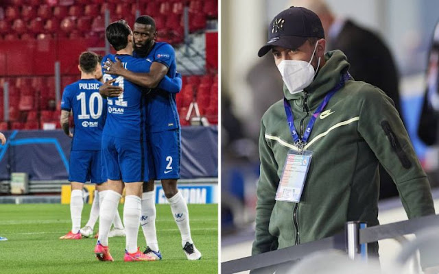 Bad news for Chelsea with Real Madrid set to welcome back three star players ahead of first-leg