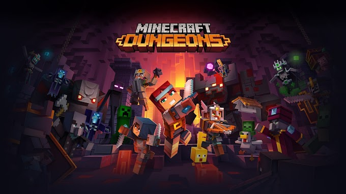 Minecraft Dungeons game review