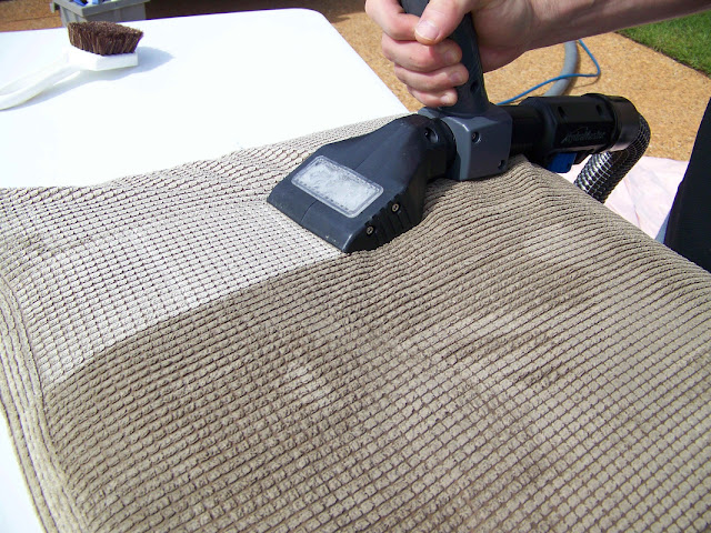 upholstery cleaning in Perth