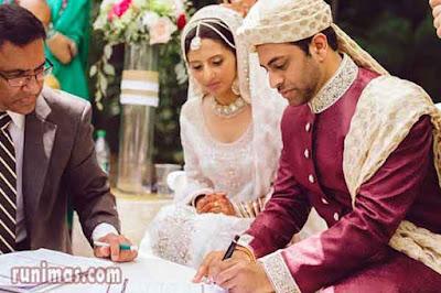 doa untuk pengantin baru menikah