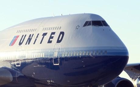 Όλα καλά για το αεροσκάφος της United Airlines
