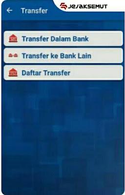 Transfer ke Bank Lain