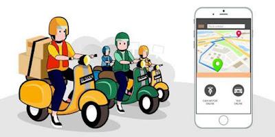 Pilihan Paket Internet Driver Gojek Semua Operator, 100% Murah!