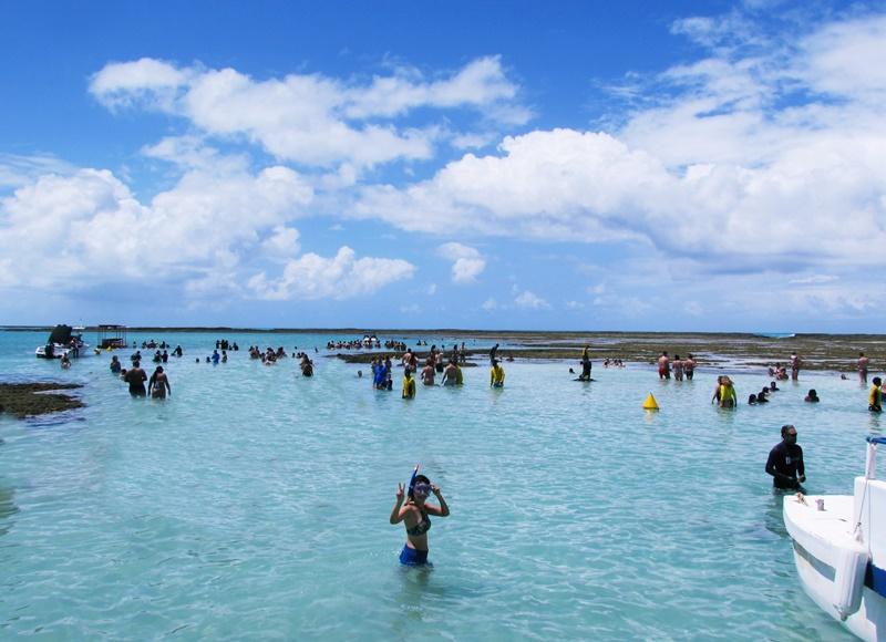 Melhor piscina natural de Maragogi