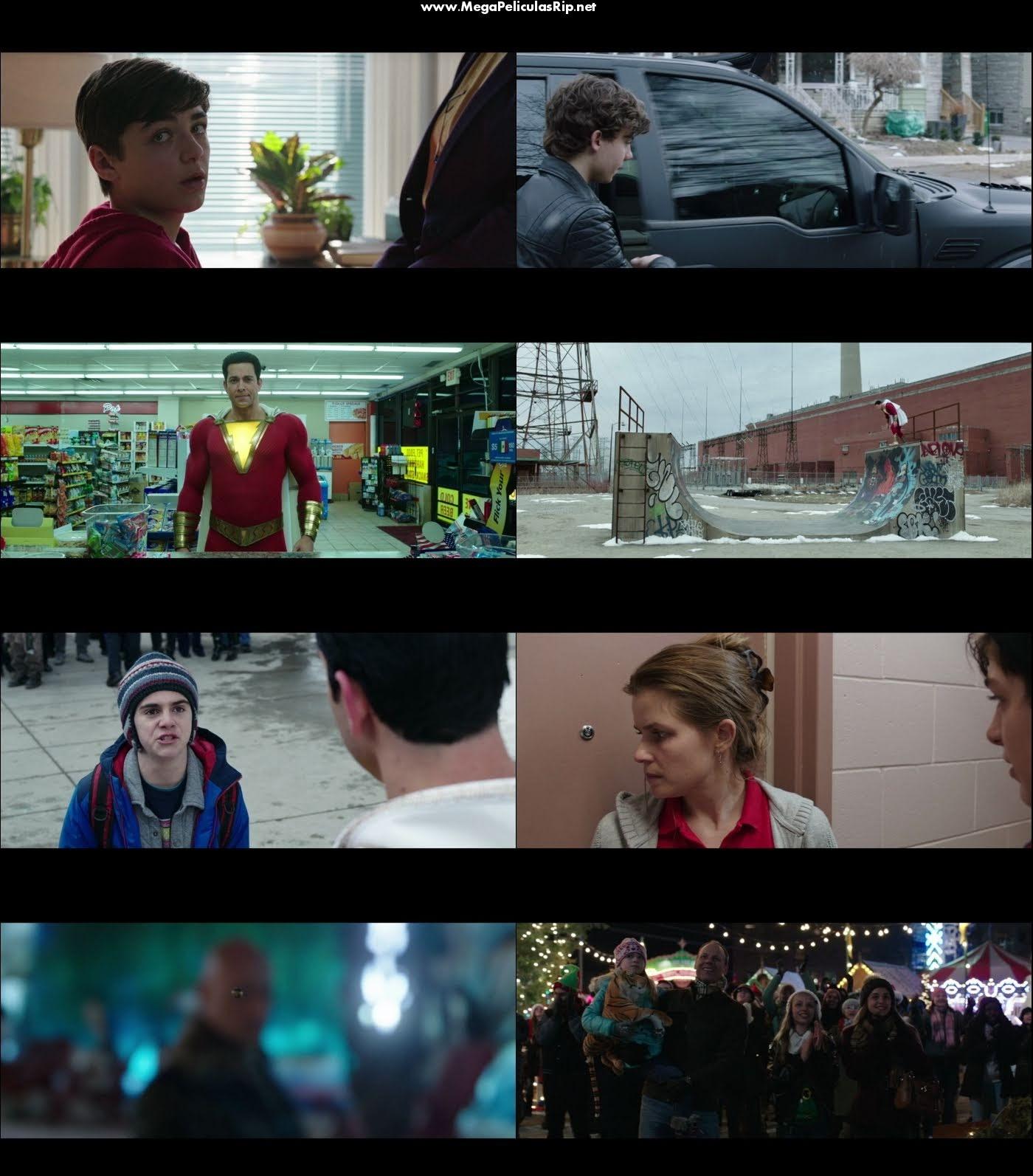 Shazam 1080p Latino