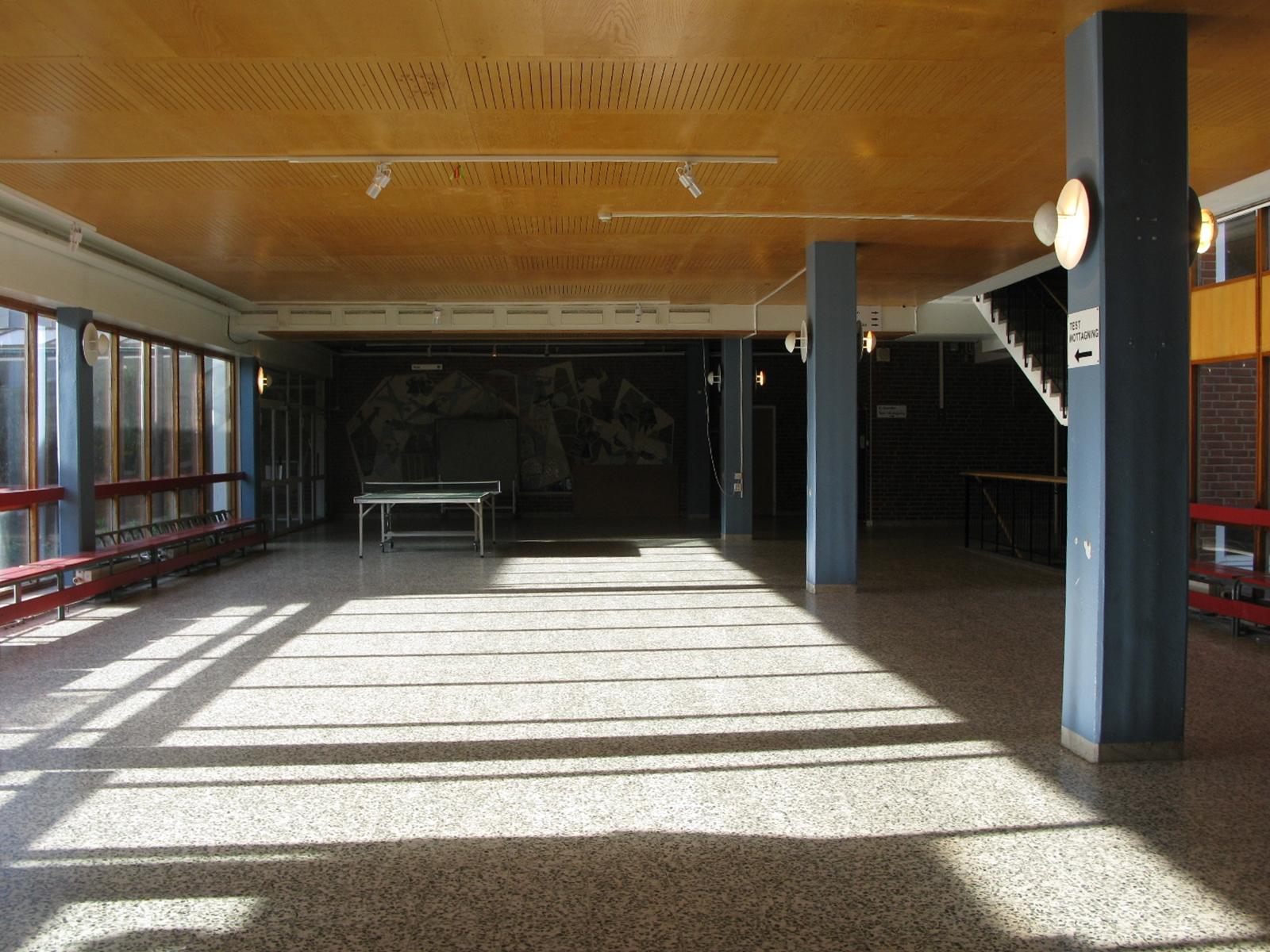 Nostalgorama: lundby gymnasium i göteborg