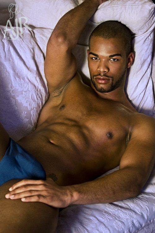 Black men with hairy armpits