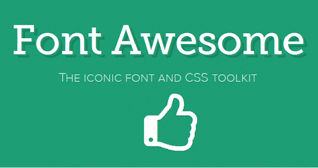 Fonts Awesome 4.3.0