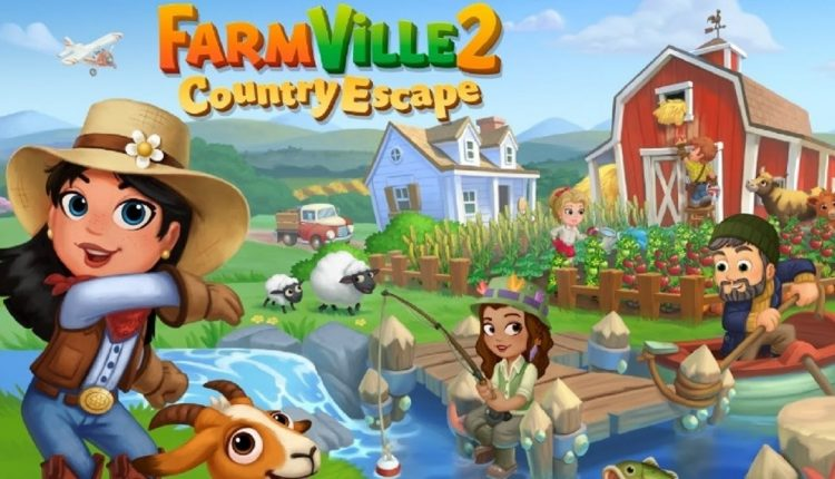 تحميل لعبة FarmVille 2: Country Escape مهكرة للاندرويد [اخر اصدار] (تحديث)