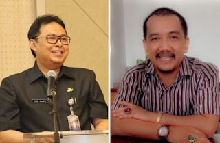 PDIP Duetkan Yossi Irianto - Aries Supriatna di Pilwakot Bandung 2018