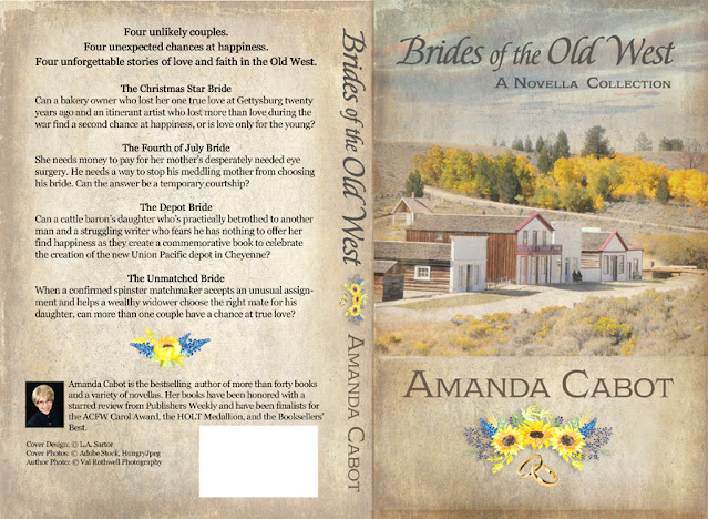 Semi-Final Print Cover - Brides of the Old West