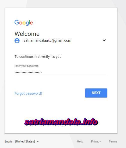 Login Google Adsense Tampilan Tahun 2017 - 2018