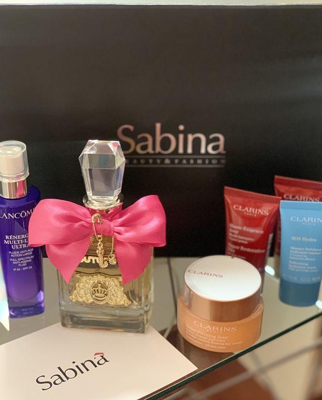Gracias Perfumerías Sabina