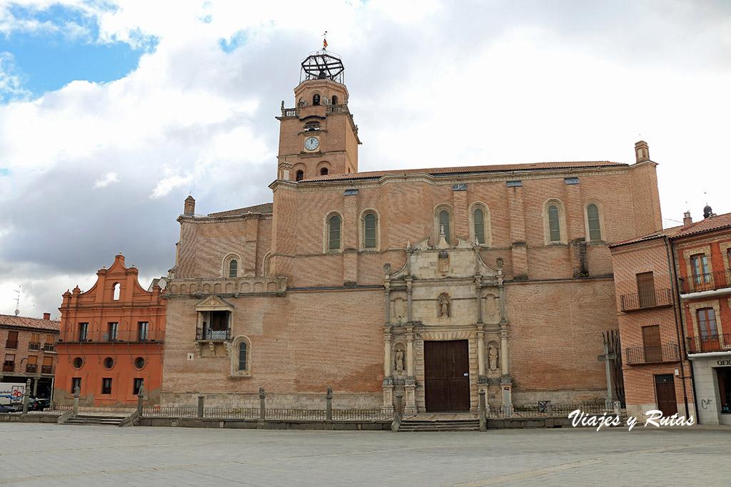 Iglesia de San Antolín, Medina del Campo