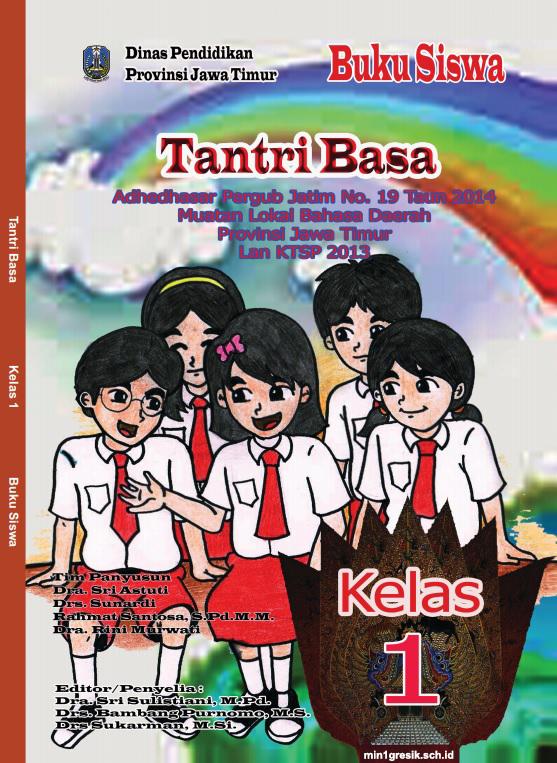 Buku Tantri Basa Kelas 1 Sd Mi Kurikulum 2013 Min 1 Gresik