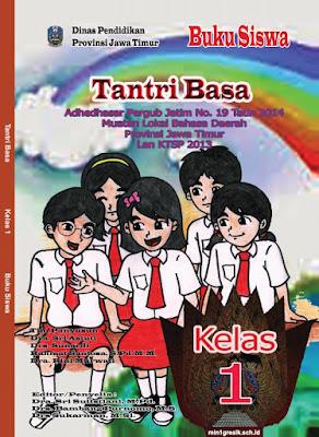 buku siswa mata pelajaran tantri basa jawa kelas 1 sd/mi kurikulum 2013