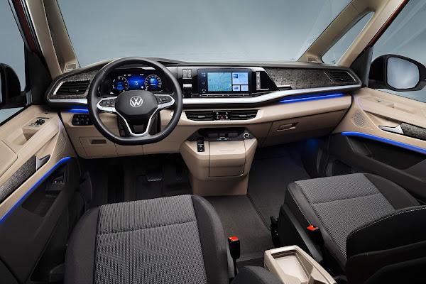 Multivan: nova Kombi híbrida começa a ser produzida na Alemanha