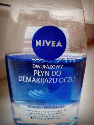 Płyn dwufazowy do demakijażu oczu Nivea