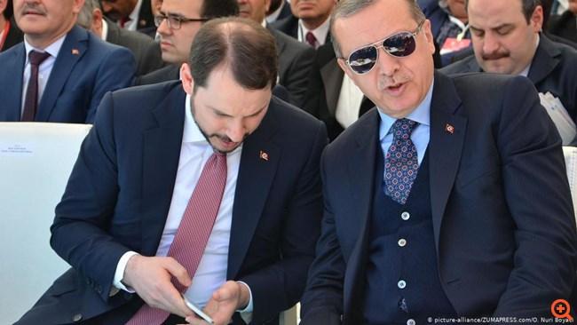 Ο Ερντογάν και το κράτος ως οικογενειακή επιχείρηση