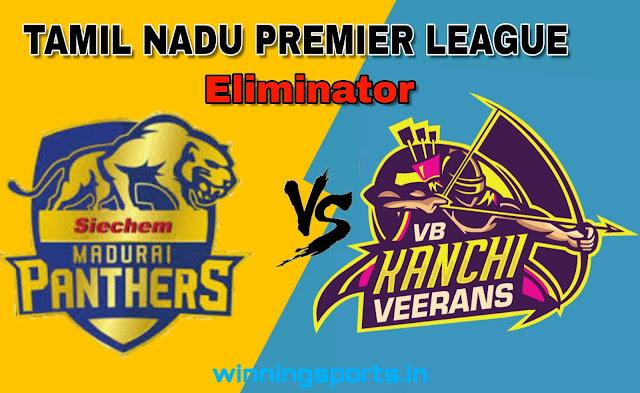 Dream11 team for MAD vs VBK Eliminator Match | Fantasy cricket tips | Playing 11 | TNPL dream11 Team | dream11 prediction |