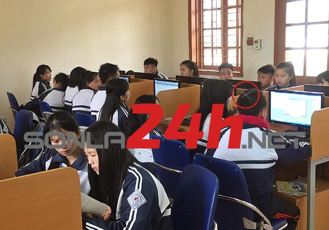 Ứng dụng công nghệ thông tin phục vụ hiệu quả công tác quản lý, dạy và học tại Sơn La