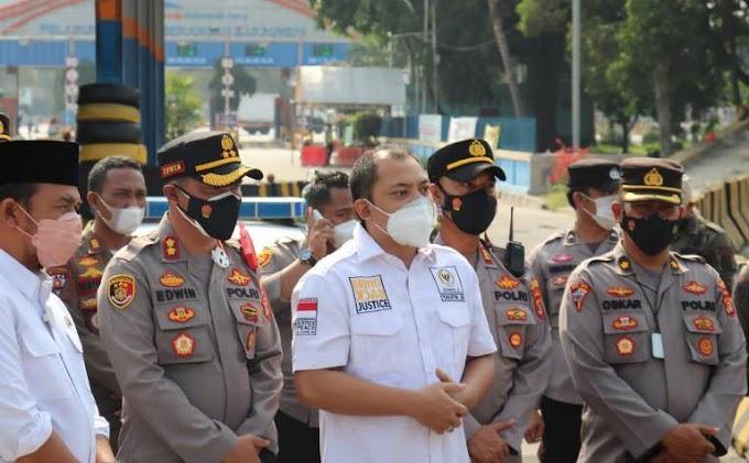 "AKBP Edwin Dampingi Anggota DPR RI Taufik Basari, ""Giat Reses"""
