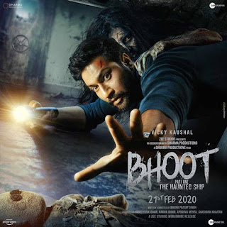 Bhoot – Part One: The Haunted Ship First Look Poster 5