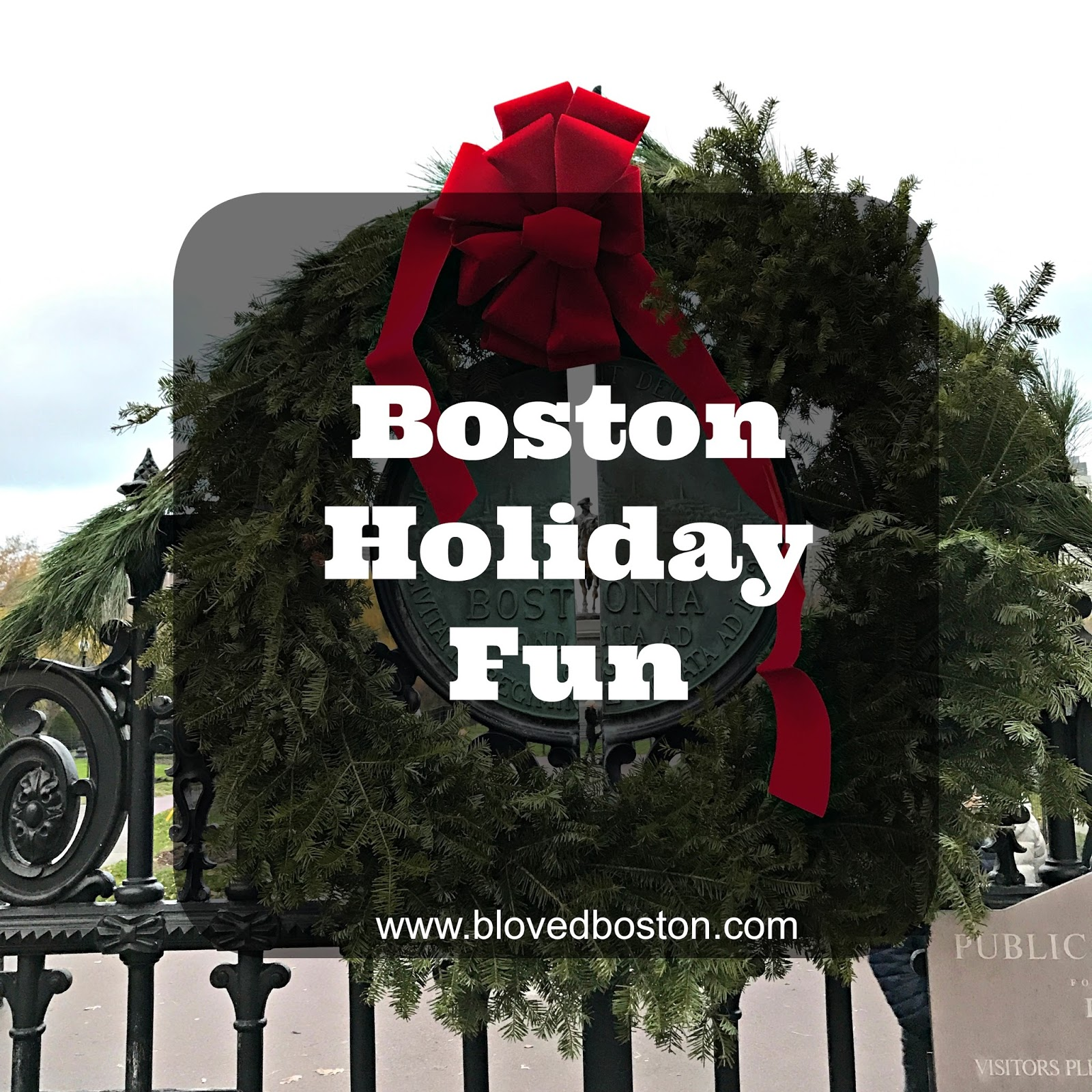 Boston Holiday Fun