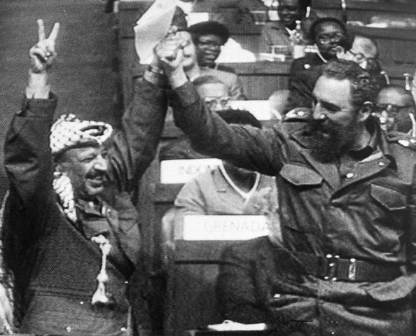 Arafat e Fidel - foto 5