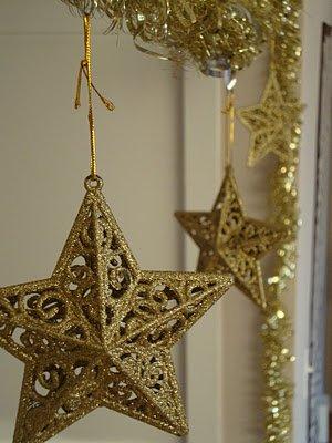 Dekorasi Ramadhan Bintang Emas