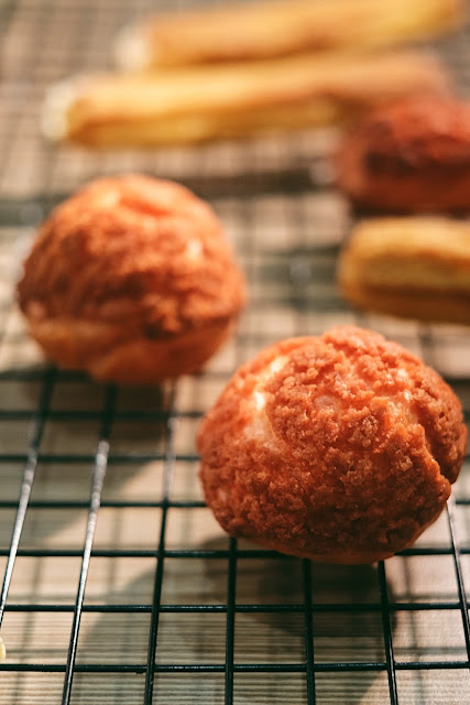 La Pate a Choux by Shemaure Patisserie