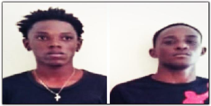 Apresan a dos hombres en Barahona que asaltaron señora con una pistola de juguete