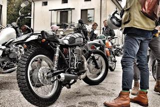 Gentleman's Ride Vicenza - Foto di Alfonso Siviero