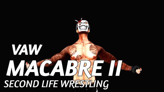 Second Life Wrestling (10/20/2018) • VAW Macabre II