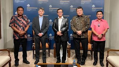Gubernur Olly Perkenalkan Pariwisata dan Potensi Sulut ke Dubes Inggris dan Seychelles